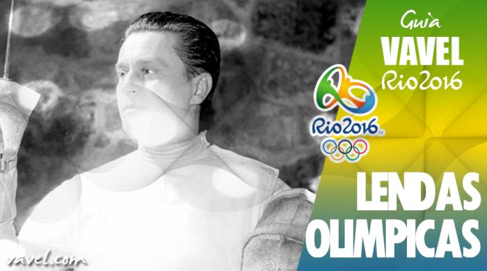 Lendas Olímpicas: Aladár Gerevich, o maior esgrimista de todos os tempos