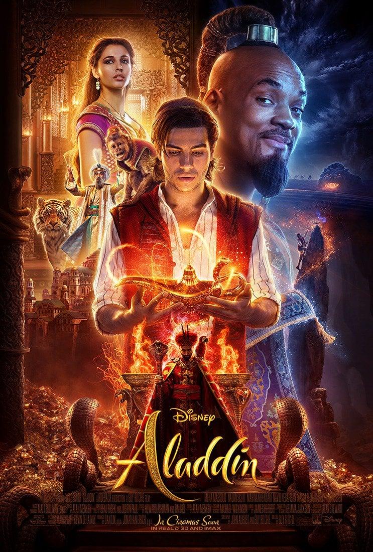 Live Action de Aladdin ganha primeiro trailer emocionante
