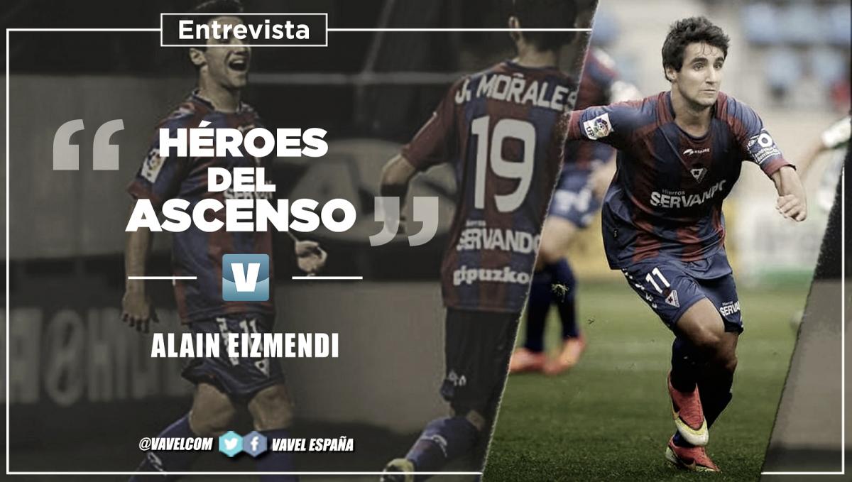 """Alain Eizmendi: """"Nos pilló de sopetón, pero estamos muy contentos por ese logro """""""