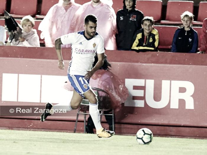 """Alain Oyarzun: """"En Segunda División, el que perdona lo acaba pagando"""""""