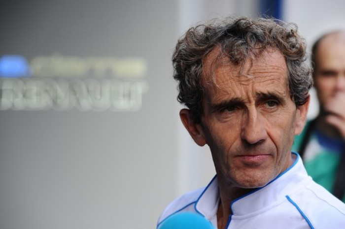 """Alain Prost: """"A veces debes aceptar que otros son mejores"""""""