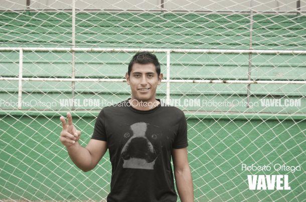 Alaín Estrada, un talento mexicano bajo los tres palos