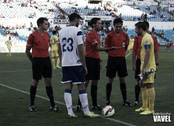 Fotos e imágenes del Memorial Carlos Lapetra: Real Zaragoza 1-2 Villarreal CF