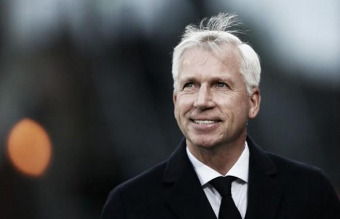 Alan Pardew sabe que es el hombre para levantar al Crystal Palace