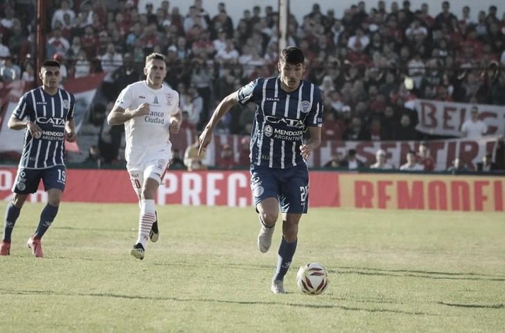 """Gabriel Alanis: """"Lo principal es ganar para cortar la mala racha"""""""