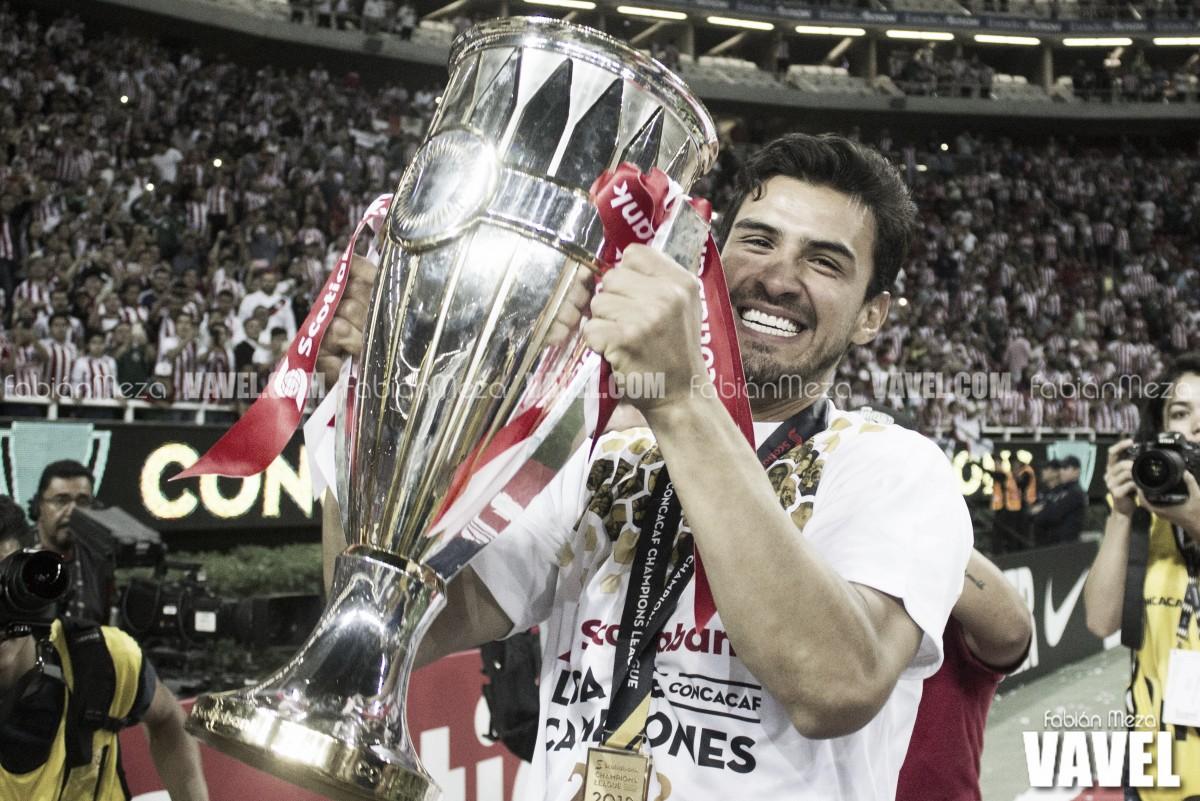 Alanís firmaría contrato con el Getafe este domingo