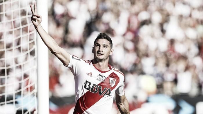 Bayer Leverkusen anuncia chegada do atacante argentino Lucas Alario