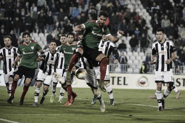 Em Belgrado, Bilbao termina com invencibilidade do Partizan