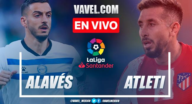 Resumen y gol: Alavés 1-0 Atlético de Madrid en LaLiga 2021