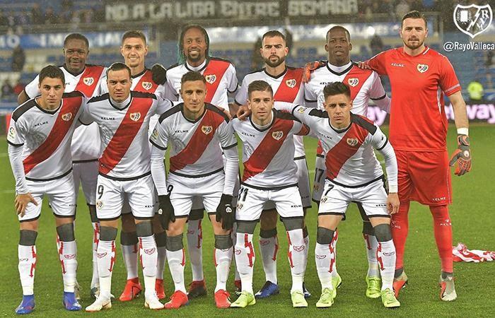 Rayo Vallecano - Real Valladolid: puntuaciones del Rayo Vallecano, jornada 37 de La Liga