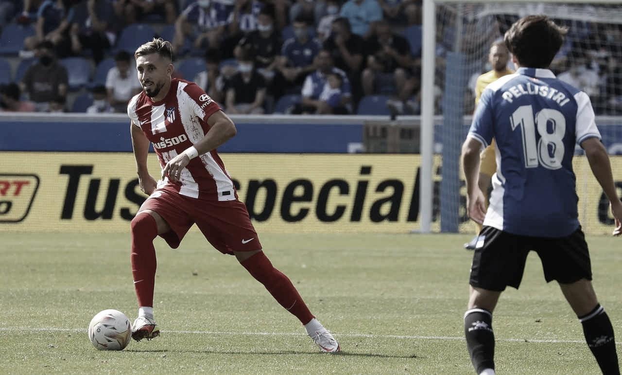 Alavés derruba invencibilidade do Atletico de Madrid e soma primeiros pontos em LaLiga