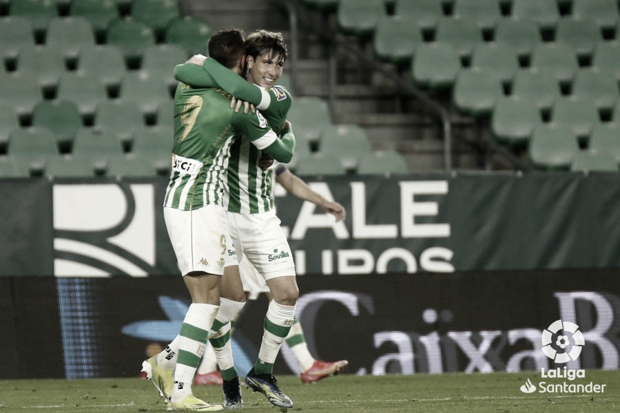 Real Betis Balompié – Deportivo Alavés: puntuaciones del Real Betis, 26ª jornada de LaLiga Santander