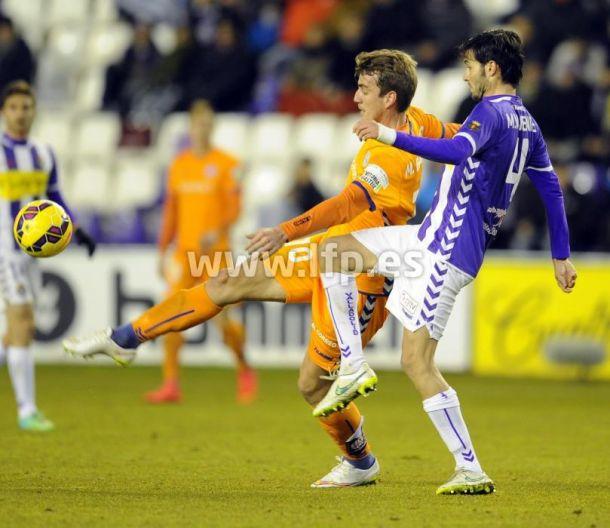 Deportivo Alavés-Real Valladolid: historial de enfrentamientos