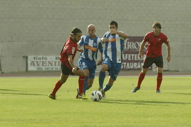 El Mirandés cae en los penalties