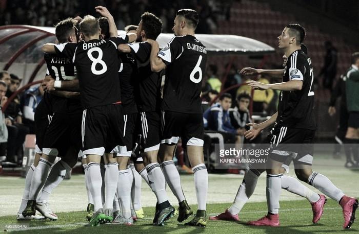 A caminho do Euro: a seleção albanesa