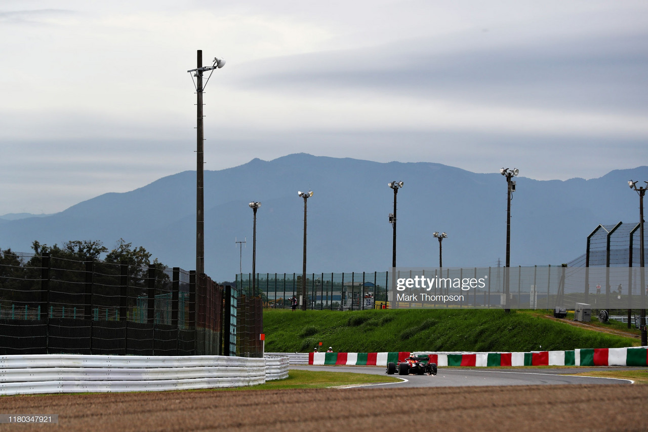Japanese Grand Prix: Formula 1 Live Stream and Race TV Updates