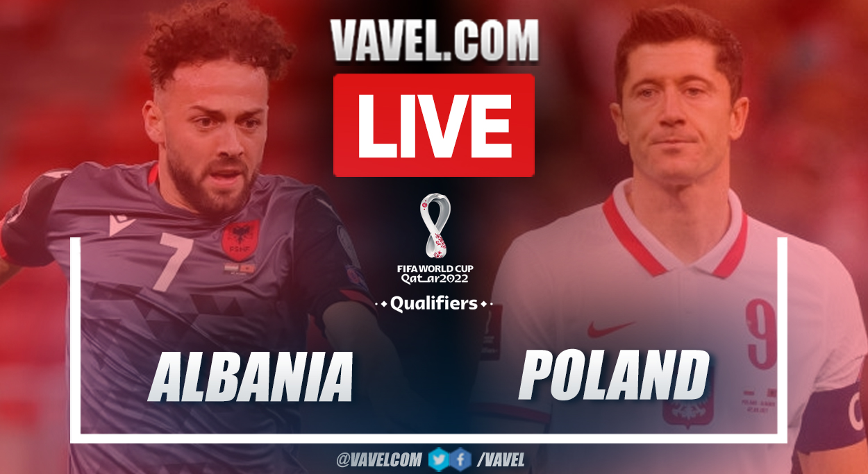 Highlights and goal: Albania 0-1 Poland in European Qualifiers