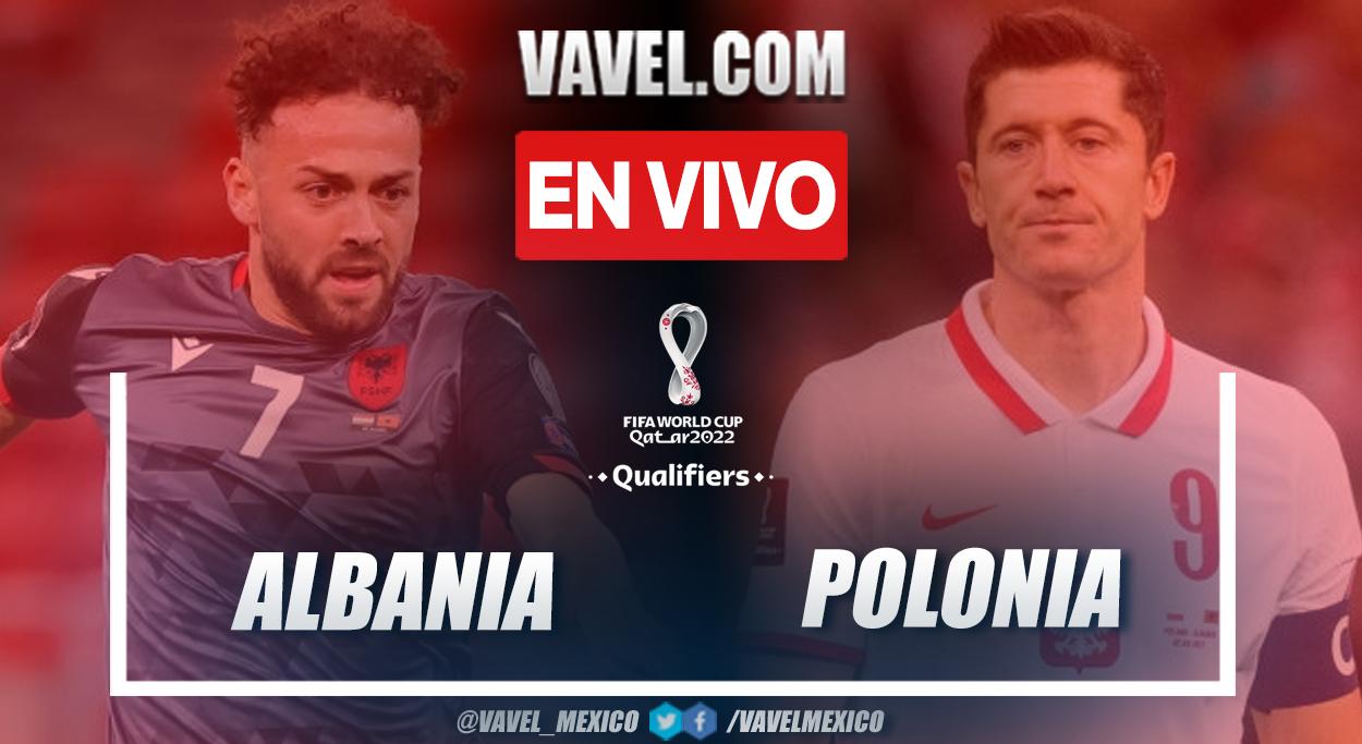 Resumen y gol: Albania 0-1 Polonia por Eliminatorias Europeas