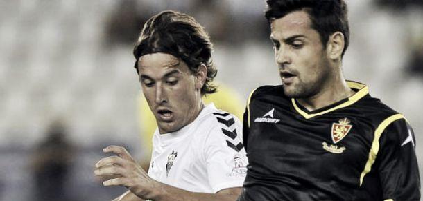 Albacete - Real Zaragoza: puntuaciones del Zaragoza, segunda ronda de la Copa del Rey
