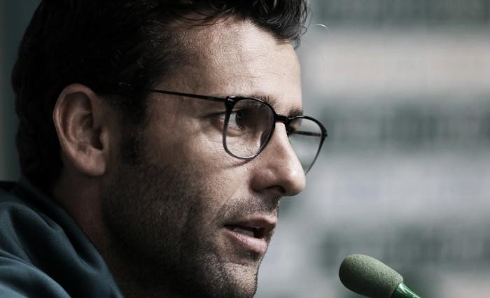 """Valentim acredita que Derby teve influência direta da arbitragem: """"Tomamos um gol irregular"""""""
