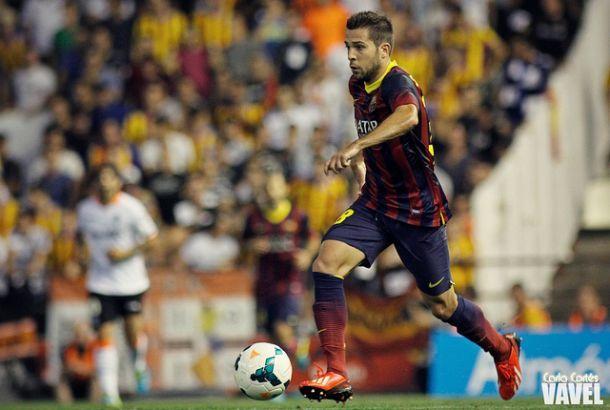 FC Barcelona 2013/14: Jordi Alba