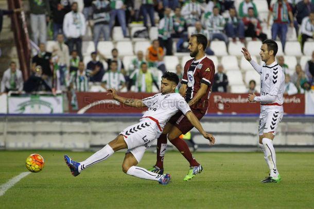 Análisis del Córdoba CF en la jornada 12 de la Liga Adelante
