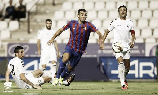 El Albacete será el primer rival del Levante en Copa