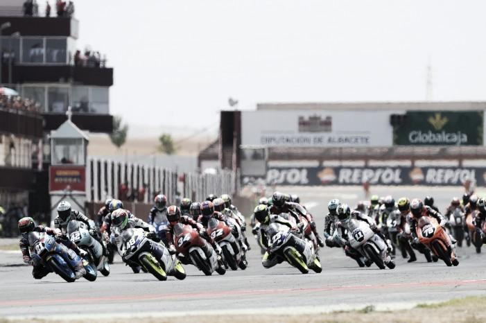 Dalla Porta, Odendaal, Scheib y Morales se reparten las victorias en el Circuito de Albacete