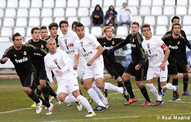 Albacete - Real Madrid Castilla, así lo vivimos