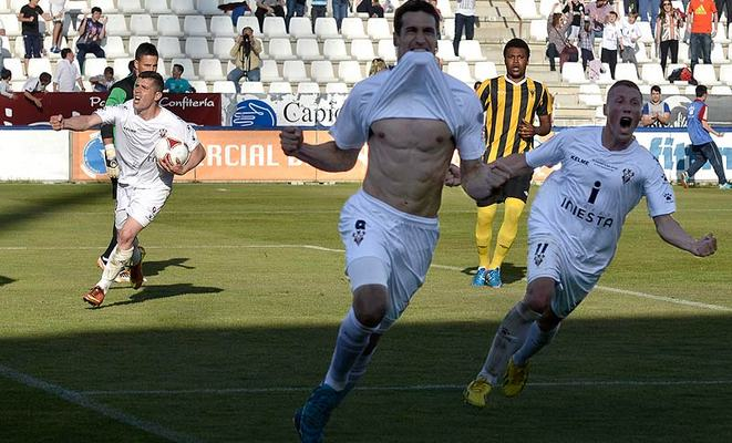 Albacete 2-1 San Roque: un paso de gigante