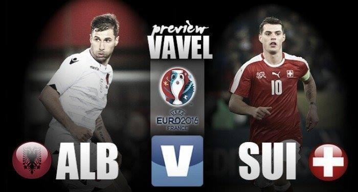 Euro 2016, Albania-Svizzera: tre punti per restare nella scia della Francia