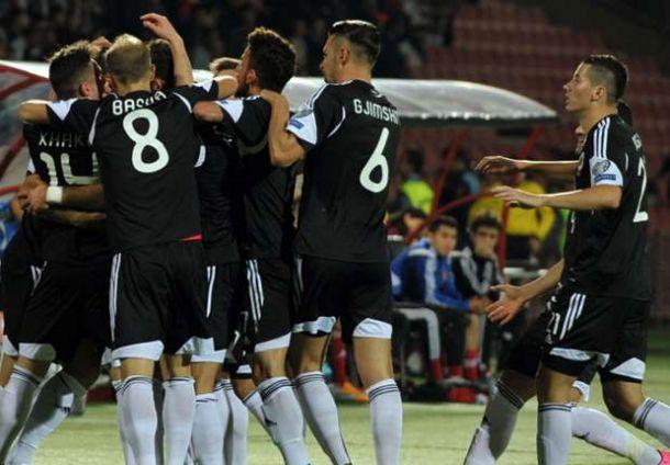 Albania in festa: 0-3 all'Armenia e storica qualificazione!