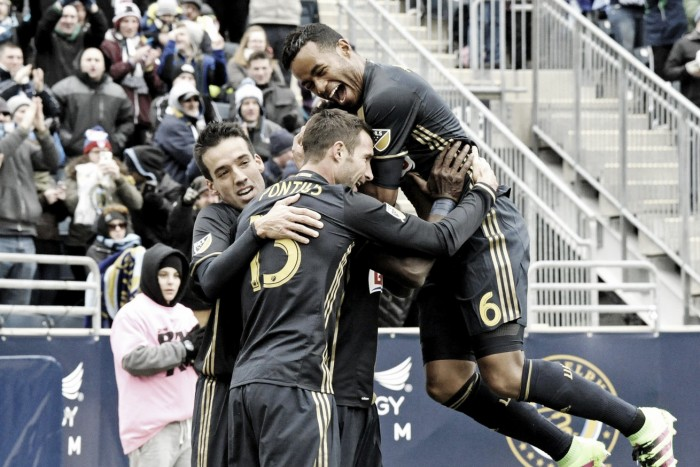 Roland Alberg hits hattrick as Philadelphia Union defeat Chicago Fire in seven goal thriller