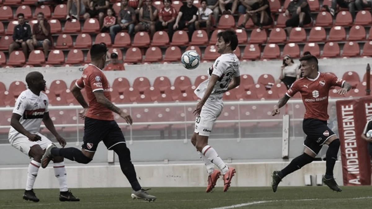 Historial Newells vs Independiente