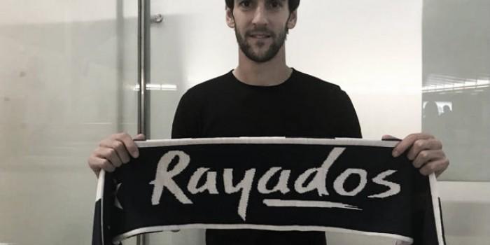 ¡Ya es Rayado! Monterrey presenta a Lucas Albertengo