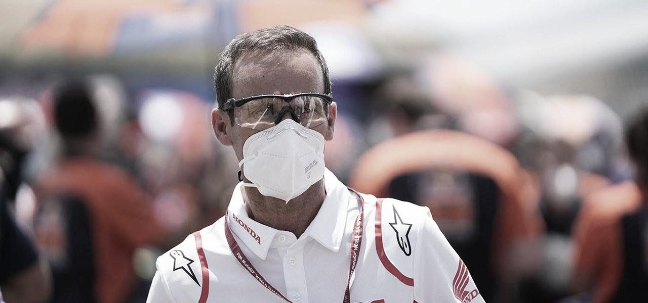 Puig habla sobre el test de Cataluña de Honda