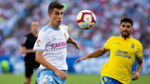 Alberto Soro, nuevo jugador del Granada CF