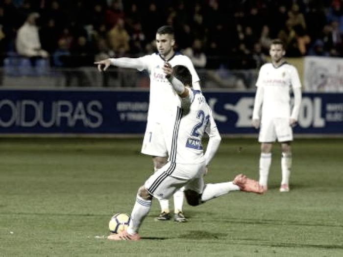 El Real Zaragoza sale arrollado de El Alcoraz