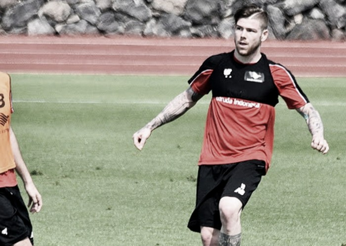 Alberto Moreno raring to get going again for Liverpool after injury lay-off