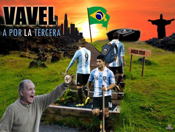 Selección Argentina 2013: rumbo al mundial