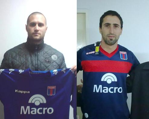 C.A.Tigre Refuerzos,y Temporada 2012/2013