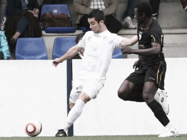 La Roda CF presenta a Albiol