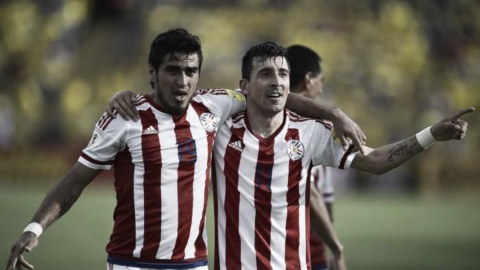 Copa America Centenario: Nelson Valdez headlines Paraguay's 39-man preliminary roster