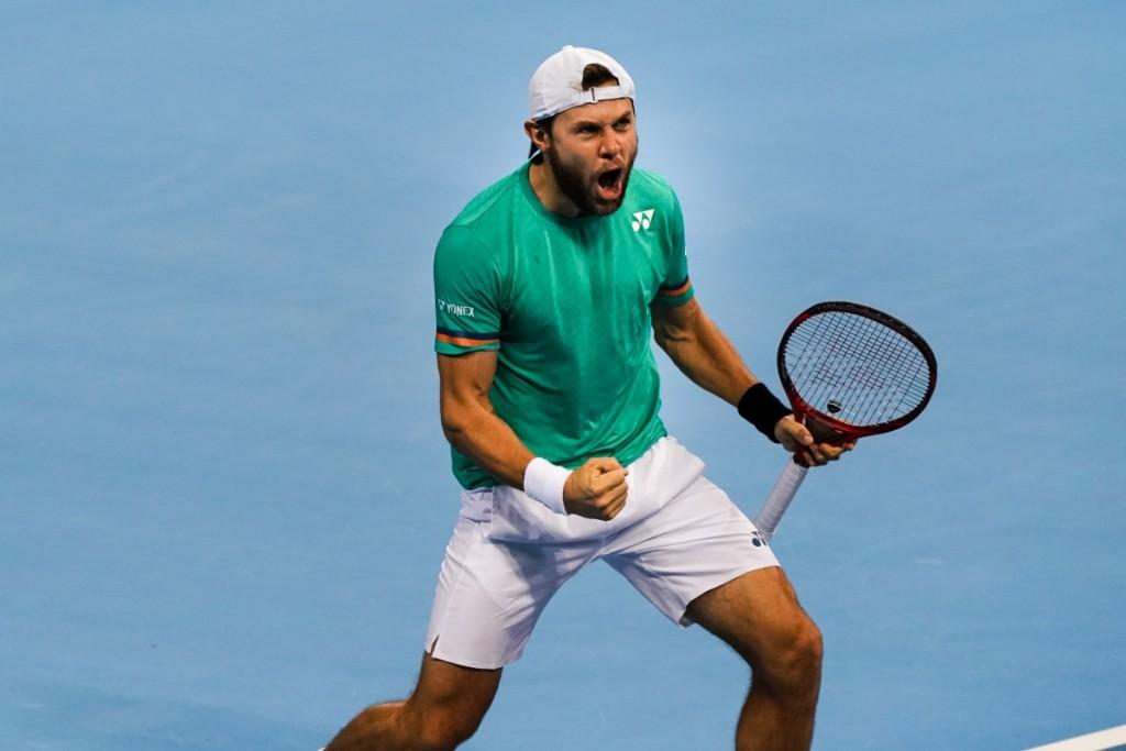Sofia Open: Radu Albot upsets Denis Shapovalov