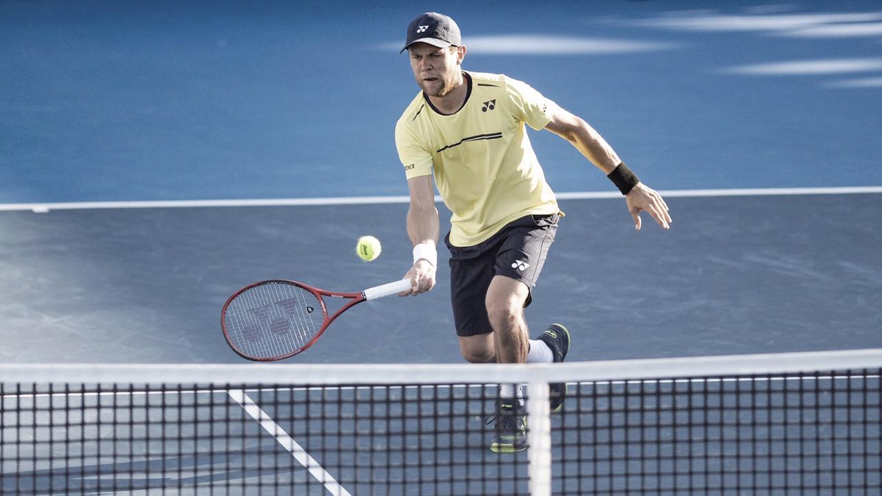 De virada, Kyrgios perde para Albot e cai na segunda rodada do ATP 250 de Delray Beach