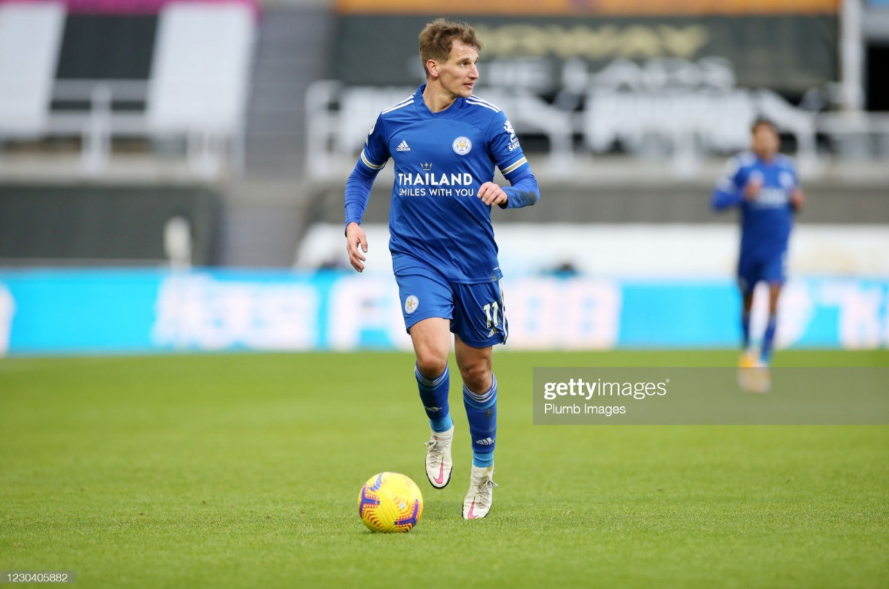 Marc Albrighton: Mr Consistent for Leicester City