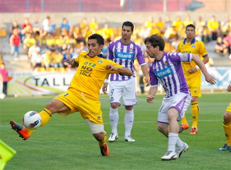 Real Valladolid - AD Alcorcón: ganar o jugar en Segunda