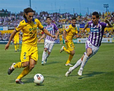 AD Alcorcón - Real Valladolid: primer asalto a Primera