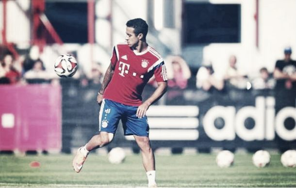 Bayern Monaco, nuovo infortunio per Thiago Alcantara