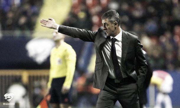 """Alcaraz: """"Restan diez finales"""""""